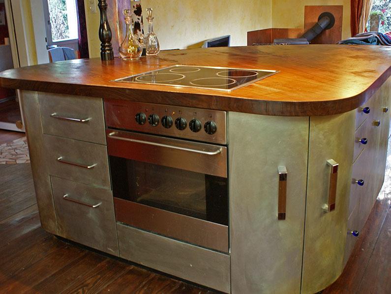 Küche_Solitär