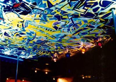 Nightclub Decke-Schwartzlicht_int